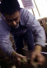 伝統工芸師が制作