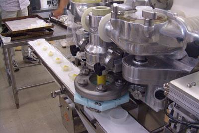 菓子製造機械