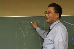 加藤先生の講習