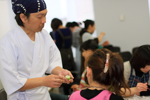 和菓子教室【岡山】和菓子教室