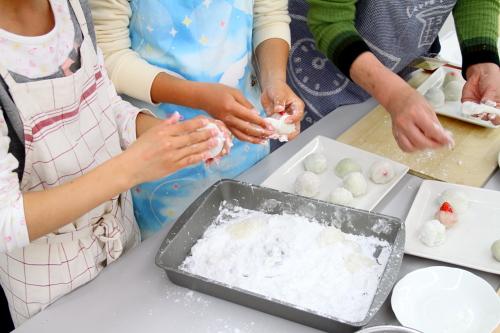 和菓子教室【倉敷】和菓子教室