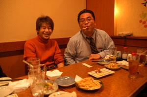 加藤先生とkodeさん
