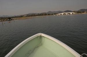 赤穂海浜公園のボート