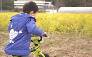 五代目自転車に乗る