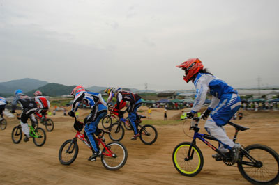 BMX西日本選手権