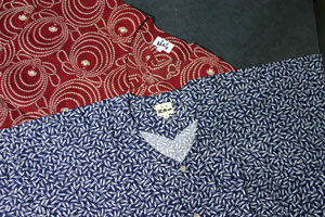 江戸一の鰐口シャツ