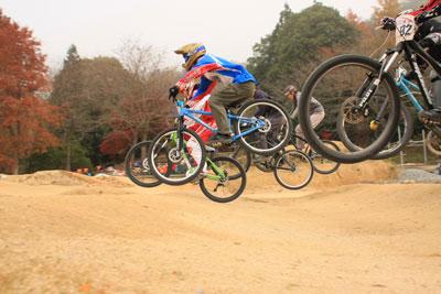広島BMXレース
