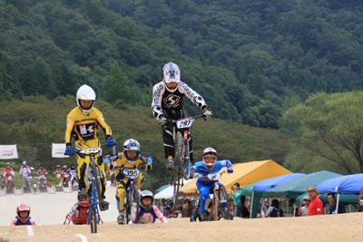 BMX Jシリーズ最終戦広島