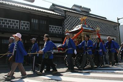 早島秋祭『神幸祭』