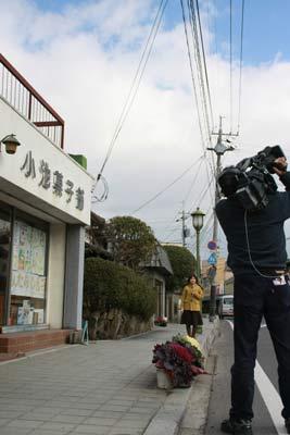 山陽放送イブニングDonDonに出演