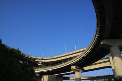 与島からの瀬戸大橋