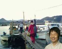 久里浜は釣りのめっか